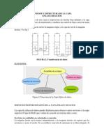 Sevicios y Estructura de La Capa