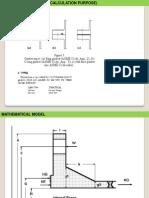 Gasket Parameters