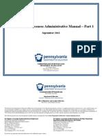 Educator Effectiveness Administrative Manual