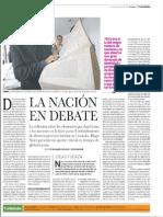 La Nación en Debate. A propósito del libro de Hugo Neira