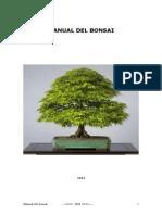 Bonsai Manual Completo