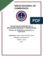 T1_Marco Regulatorio de Las TICs y La Educación en El País