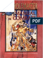 Rolemaster Manual de Combate