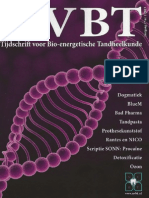 Tijdschrift Voor Bio-Energetische Tandheelkunde 1-2013