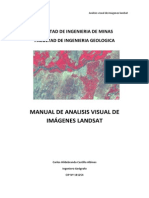 Manual Interpretacion Visual Imagenes LANDSAT 1