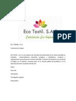 Eco Textil Pa