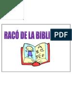 RACÓ DE LA BIBLIOTECA