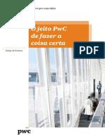 Código de Conduta PWC Brasil