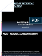 importanceoftechnicalcommunication-120402043659-phpapp02