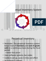 5a. the Perpetual Inventory System