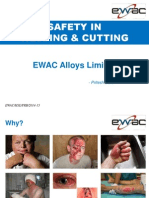 Safety in Welding & Cutting