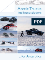 Arctic Trucks - Solutions for Antarctica