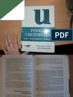 Monkiewicz J, Podstawy Ubezpieczeń - Tom I (1)