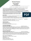 vanzura resume 5-14