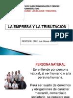 Tema 00 - La Empresa y La Tributacion