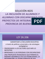 Resolución 4635 Ultima