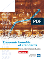 Economic Benefits of using Standards