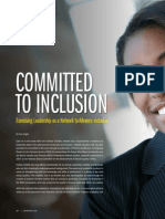 Committed to Inclusion_Spring 2014