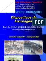 Dispositivos Ancoragem