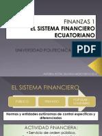Materia de Finanzas