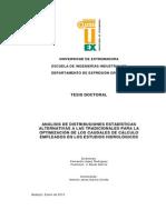 Analisis de Distribuiciones Estadisticas