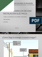 Elementos Básicos de Un IE