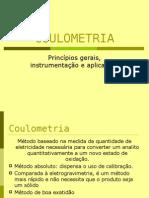 Aula 12 - Coulometria