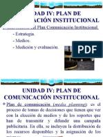 PERIODISMO INSTITUCIONAL (plan)