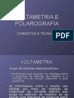Aula 13 - Voltametria