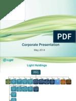 Corporate Presentation - May 2014