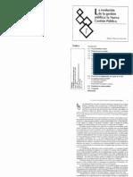 Olias de Lima B. -2001-. La Nueva Gestion Publica. Capitulos 1 y 2