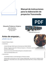 Manual Proyectos Transmedia