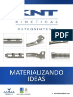 Catalogo Osteosintesis - KNT