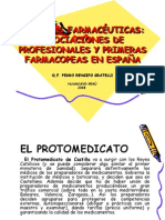 CIENCIAS FARMACÉUTICAS