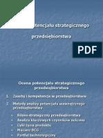 Diagnoza Strategiczna Przedsiebiorstwa Sp