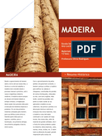 Apresentacao Madeira
