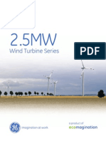 GE Wind Brochure