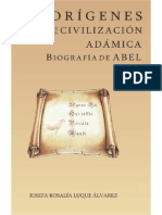 Origenes de la Civilizacion Adamica