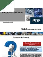 2.-EDP7201_Resumen_2013_semestre_I - Que Es Evaluacion de Proyecto