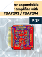 Tda Modular Amp