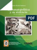 La Tanatopolítica y Su Violencia