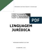 Apostila - Linguagem Juridica 2011