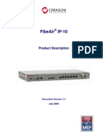 Ceragon IP10 Product Description