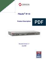 Ceragon IP10 Product Description