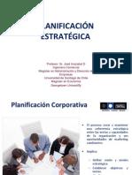 1- Planificación Estratégica Corporativa