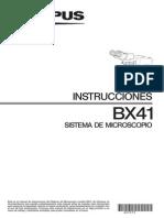 Olympus BX41 - Español