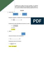 Calcular El Mínimo Diámetro de Un Árbol de Acero Que