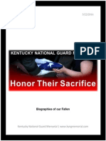 Kentucky National Guard Memorial