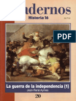 020 La Guerra de La Independencia 1 Copy