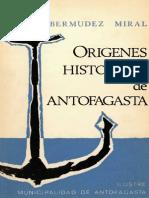 Origenes Históricos de Antofagasta